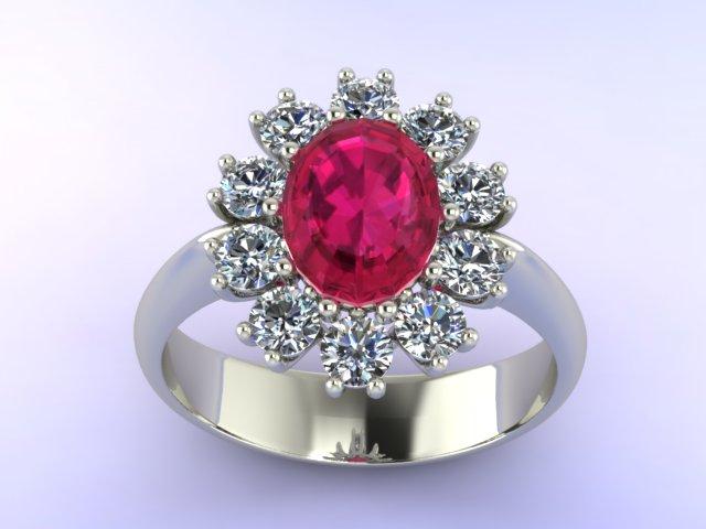 Top Anelli pietre preziose – Gioielleria Banchieri KY09